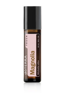 ulei esențial de magnolie din gama Touch