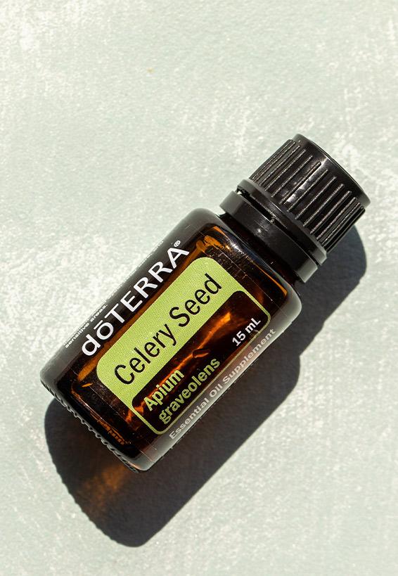 ulei esențial de semințe de țelină doterra
