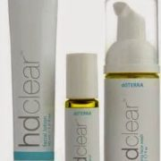 HD Clear Facial Kit Doterra