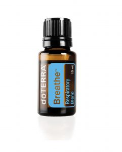 Amestec de uleiuri esențiale Breathe