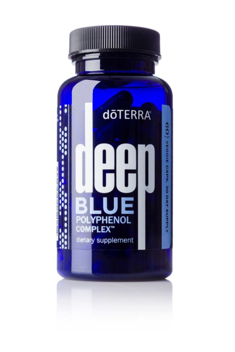 Deep Blue polifenol complex Doterra