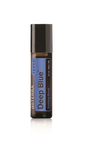 deep blue din gama touch