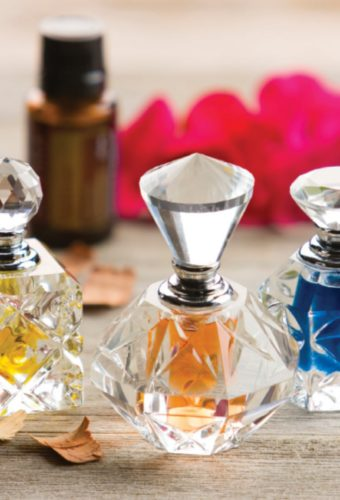 Parfumuri din uleiuri